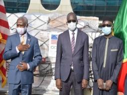 CAMPAGNE DE VACCINATION ANTI-COVID 19 / OBJECTIF 9 MILLIONS DE SENEGALAIS : le Sénégal met les bouchées doubles.