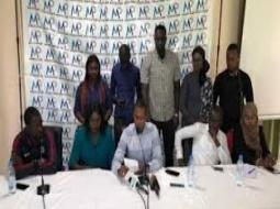 COUVRE-FEU ET VIOLENCES SUR JOURNALISTES: La Convention des Jeunes Reporters du Sénégal dénonce et interpelle Aly Ngouille Ndiaye.