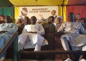 POLITIQUE-LEGISLATVES 2017 : Euleuck Sénégal sera à côté du Président Macky Sall, Papa Hamady Ndao