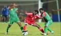 Le Congo et la Guinée Equatoriale qualifiés en quarts de finale