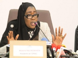 Urgent : Nafi Ngom KEITA quitte de l'OFNAC