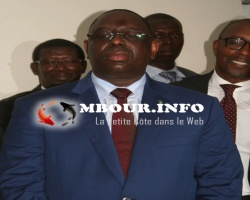[Suite] Visite du président Macky Sall à Mbour