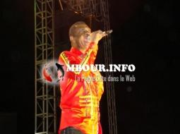 Youssou Ndour à MBour (Images)