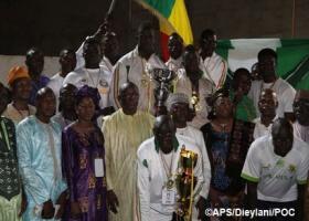 LUTTE : Le Sénégal remporte le TOLAC par équipe