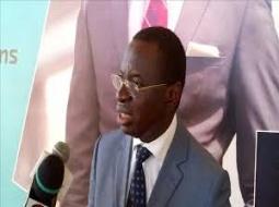 ECONOMIE : Serigne Guèye Diop lance la Cité Financière de Sandiara pour soutenir la Zone Economique Spéciale.