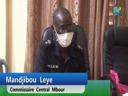 VIDEO- EMISSION - MBOUR EN QUESTION : Bilan d'étape de deux mois de couvre feu avec le commissaire central de Mbour.