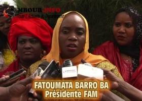 [VIDEO] POLITIQUE - CMU et DER : Le Mouvement FAM sensibilise les femmes du département sur les réalisations du PSE