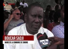[VIDEO] FINALE COUPE DU MAIRE DE LA SOMONE: le Maire Bocar Sadji annonce des travaux dans le stade de sa commune