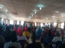 Mbour-Politique: Les problèmes entre les jeunes de l'APR ont failli perturber la cérémonie de remise des financements par le Ministre de la Femme