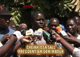 [VIDEO] POLITIQUE : Cheikh Issa Sall défend Macky Sall et répond aux leaders de l'opposition