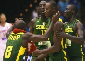 Afrobasket : les Lions prennent la première place du groupe B