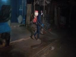 COVID 19 – MBOUR : Le marché central et le quai de pêche fermés, nettoyés et désinfectés.