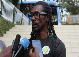Sénégal-Football : Aliou Cissé: « Je n'ai pas parlé avec Mbaye Niang »