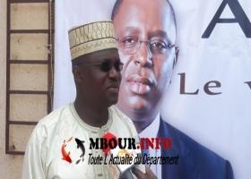 MAMADOU NDIONE, CADRE APR DIASS : « Macky Sall a mis le Sénégal sur une très belle trajectoire »