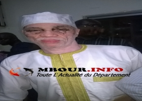 MBAYE DIOUF DIA, PRESIDENT MBOUR PETITE COTE