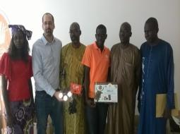 DEVELOPPEMENT : L'Ecole Polytechnique de Thiès s'appuie sur la société ''Nadji bi'' pour renforcer la formation des étudiants en énergie renouvelable.