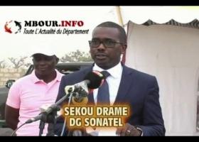 ELECTRIFICATION RURALE: L a SONATEL assure le village de Sinthiou Badane Peul