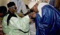 Me Abdoulaye Wade chez le Khalife général des mourides (radio)