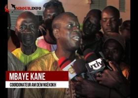 [VIDEO] POLITIQUE : Mbaye Kane, Coordinateur AMDEM Nguékhokh : « Tous ceux qui travaillent pour le Président Macky Sall doivent se retrouver dans ce que nous faisons »
