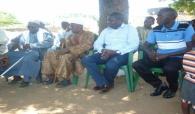 Collectivité  mandingue de Mbour : Le ministre Omar Youm , bon samaritain.