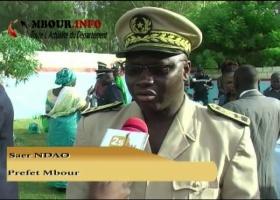 [VIDEO] CARTE D'IDENTITE BIOMETRIQUE: le préfet de Mbour Saer Ndao fait le point pour le département