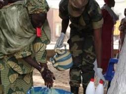 COVID 19 – MBOUR : Le service d'hygiène sensibilise 1100 foyers à d'éducation à l'hygiène public.