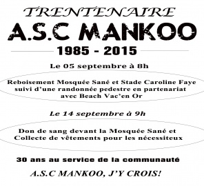 A.S.C MANKOO