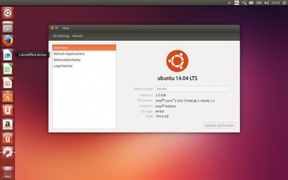 Ubuntu 14.04 se positionne comme un remplaçant fiable et sécurisé de Windows XP