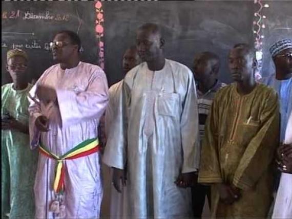 NGAPAROU : 80millions  pour  l'éducation