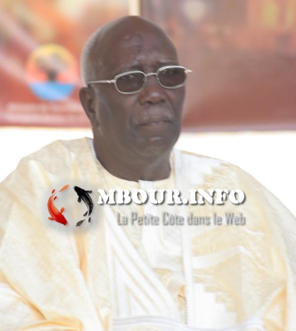 Youssou Diagne, ancien président de l'Assemblée nationale