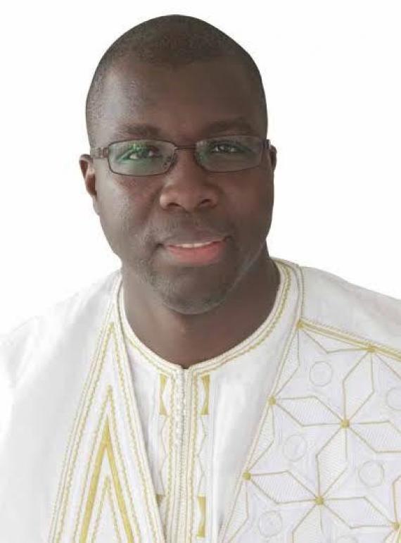 Saliou Samb, Le président du Conseil départemental de Mbour