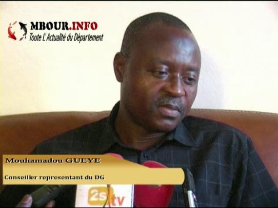 [VIDEO] IKAGEL: Mamadou Guèye, Représentant du DG  réagit à la crise qui a secoué sa boite