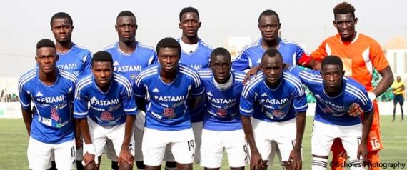 Football : Diambars inscrit son nom au palmarès de la Coupe de la Ligue