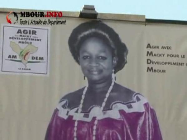 [VIDEO] FETE DE LA FEMME : AMDEM baptise son siège et finance plus de 200 femmes