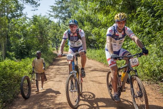 Tourisme : 70 cyclistes belges pour vendre la destination Sénégal.