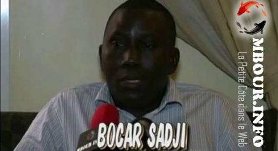 le Maire de Somone Boucar Sadji
