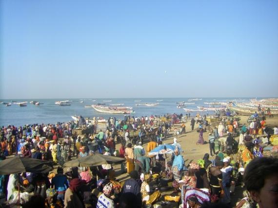 MAMADOU MBENGUE, MAIRE DE NGAPAROU : « Le secteur de la pêche connaîtra un nouveau souffle »