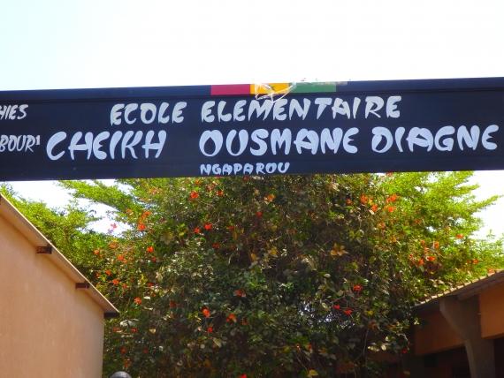 Ngaparou : une école primaire baptisée au  nom de Cheikh Ousmane Diagne