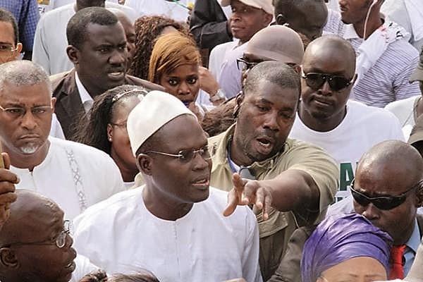 POLITIQUE  - FATICK : « Je suis allergique au lactose », la réponse de Khalifa Sall à Mbourok Soow.