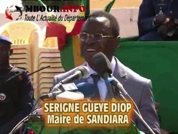 [VIDEO] SECURITE ET ORDRE PUBLIC : Sandiara étrenne sa brigade de Gendarmerie