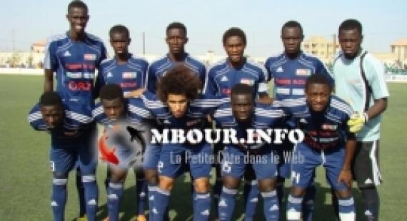 Ligue1 : Diambars continue sa marche victorieuse