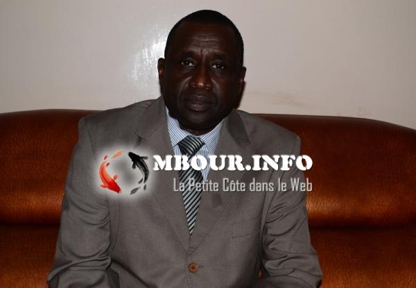 Elhadji Fallou Sylla, Maire de Mbour