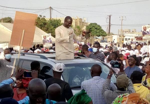 MBOUR – LEGISLATIVES 2022 : Cheikh Issa Sall prône l'unité de la coalition présidentielle pour gagner la commune.