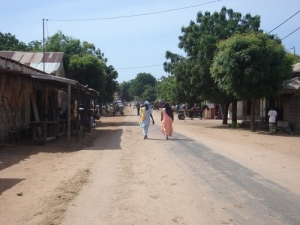 NDIAGANIAO : Cheikh Issa Sall promet de faire le plaidoyer pour que la commune soit dotée en infrastructures