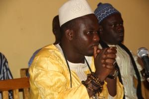 3ème édition ''Indépendance Bamba Day'' : Serigne Mamoune Mbacké et ses talibés à pied d'œuvre