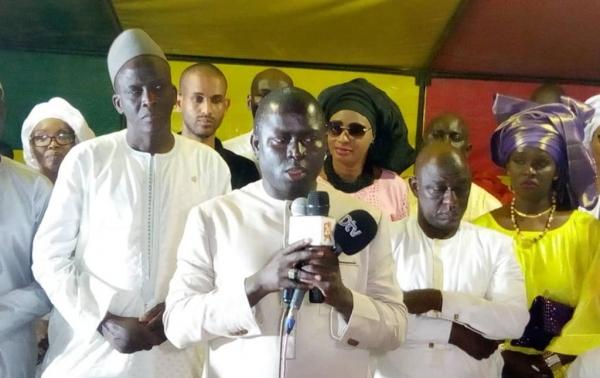MBOUR – LEGISLATIVES 2022 : Cheikh Issa Sall décline sa feuille de route.