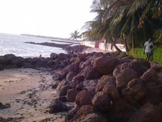 L'érosion côtière, une menace réelle pour le tourisme balnéaire