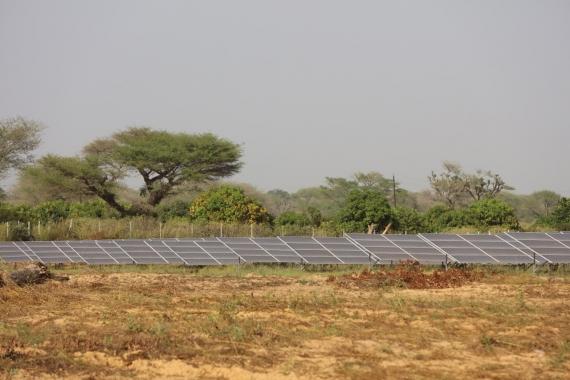 La centrale solaire de Malicounda : les retombées pour la Commune.