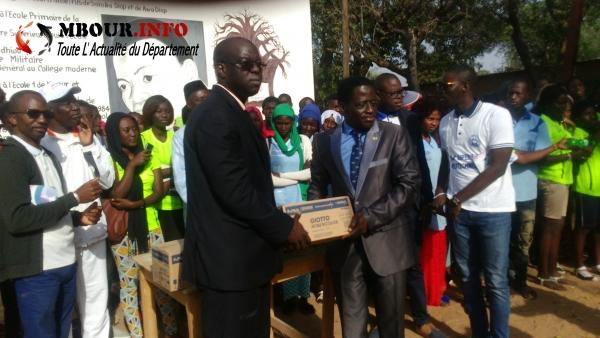 EDUCATION : L'Ecole Supérieure Polytechnique (ESP) de Dakar choisit le Lycée Demba Diop pour démarrer sa tournée nationale.