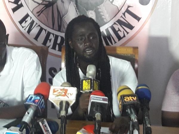CULTURE – DISTRIBUTION DES RECETTES DE LA SODAV : « Depuis 2004, je n'ai reçu que 8000f » ; le cri de cœur de Mame J Ras Soul